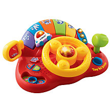 Buy VTech Tiny Tot Driver Online at johnlewis.com