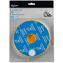 Buy Dyson DC08 Washable Filter Online at johnlewis.com