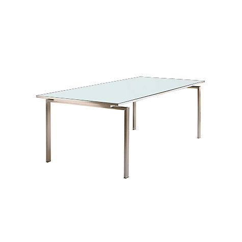 Buy Barlow Tyrie Mercury Rectangular 8 Seater Outdoor Dining Table Online at johnlewis.com