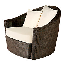 Buy Barlow Tyrie Dune Outdoor Armchair Online at johnlewis.com