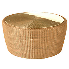 Buy Barlow Tyrie Dune Round Outdoor Conversation Table Online at johnlewis.com