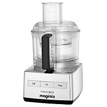 Buy Magimix 3200 BlenderMix Food Processor, Chrome Online at johnlewis.com