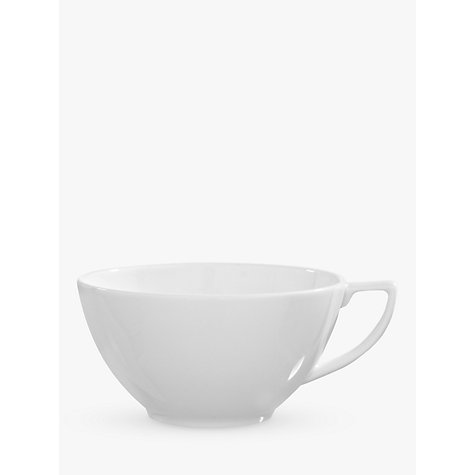Buy Jasper Conran for Wedgwood White Teacup Online at johnlewis.com