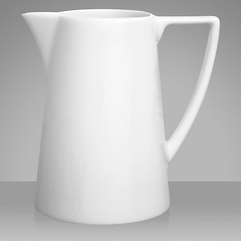 Buy Jasper Conran for Wedgwood White Cream Jug Online at johnlewis.com