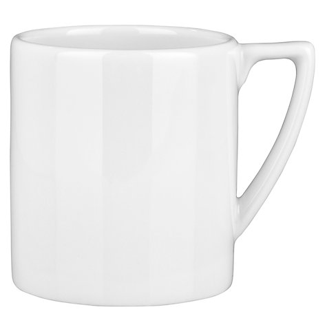 Buy Jasper Conran for Wedgwood White Espresso Cup Online at johnlewis.com