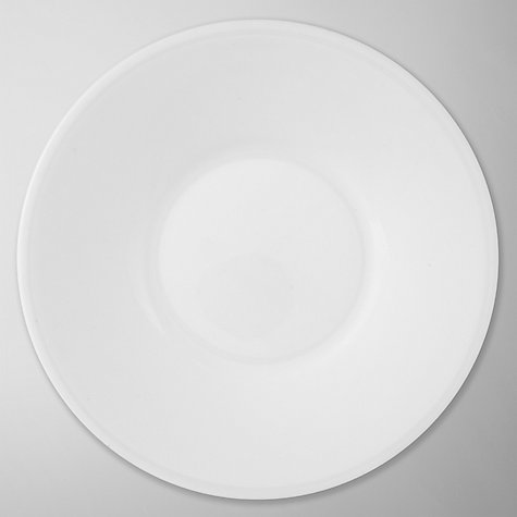 Buy Jasper Conran for Wedgwood White Espresso Saucer Online at johnlewis.com
