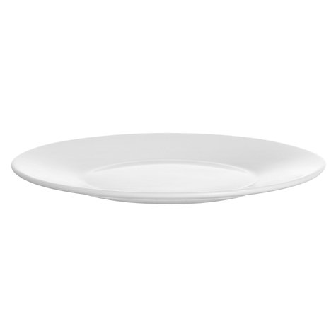 Buy Jasper Conran for Wedgwood White Plate/Sauce Jug Stand, 18cm Online at johnlewis.com