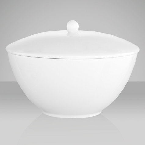 Buy Jasper Conran for Wedgwood White Covered Dish Online at johnlewis.com