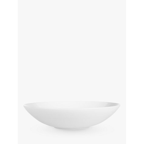 Buy Jasper Conran for Wedgwood White Serving Bowl, 30cm Online at johnlewis.com
