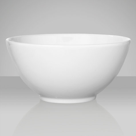 Buy Jasper Conran for Wedgwood White Gift Bowl, 14cm Online at johnlewis.com