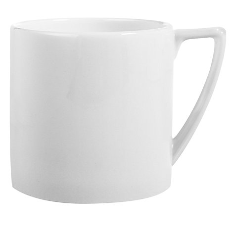Buy Jasper Conran for Wedgwood White Mini Mug, 0.29L Online at johnlewis.com