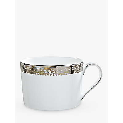 Vera Wang for Wedgwood Lace Platinum Tea Cup