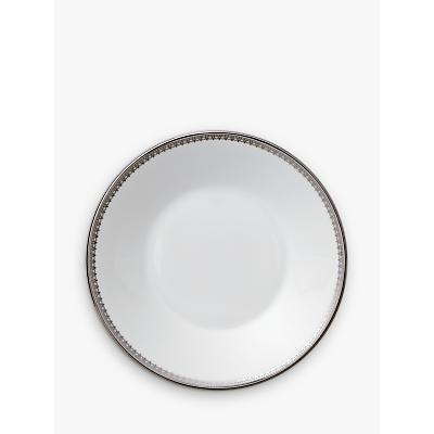 Vera Wang for Wedgwood Lace Platinum Tea Saucer, Dia.12cm, White