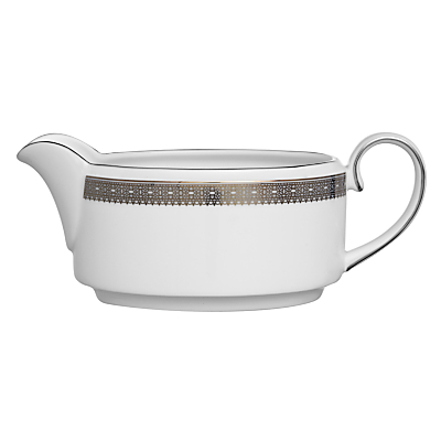 Vera Wang for Wedgwood Lace Platinum Sauce Boat