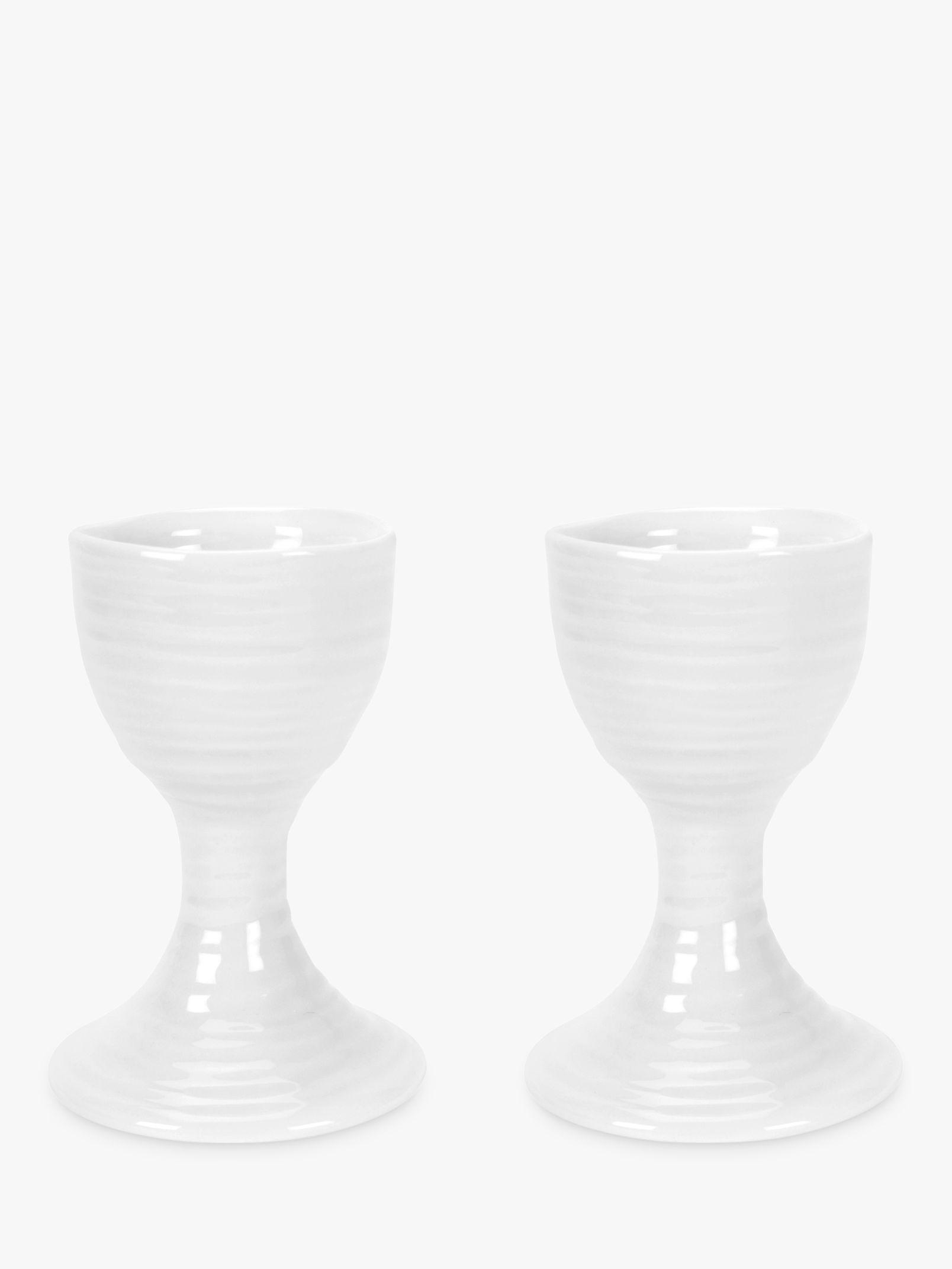 Sophie Conran for Portmeirion Sophie Conran for Portmeirion Set of 2 Egg Cups, White