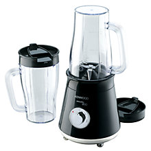 Buy Kenwood SB056 Smoothie 2 Go Maker, Black Online at johnlewis.com
