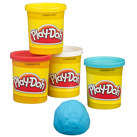 Buy Play-Doh Tubs, Pack of 4 Online at johnlewis.com