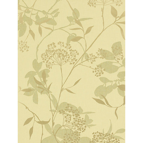 Buy Harlequin Fusion Wallpaper, 75485, Green Online at johnlewis.com