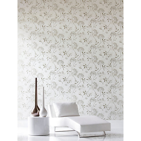Buy Harlequin Fusion Wallpaper, 75487, Natural Online at johnlewis.com