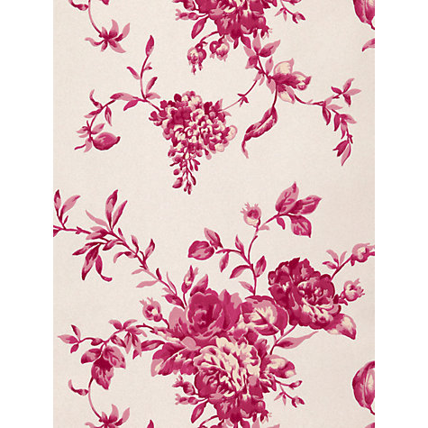 Buy Harlequin Wallpaper, Elodie 30201, Pink Online at johnlewis.com