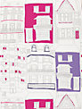 Harlequin Wallpaper, Brighton 70514, Pink / Lilac