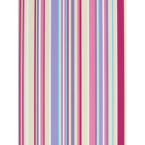 Buy Harlequin Wallpaper, Rush 70537, Lilac / Multi Online at johnlewis.com