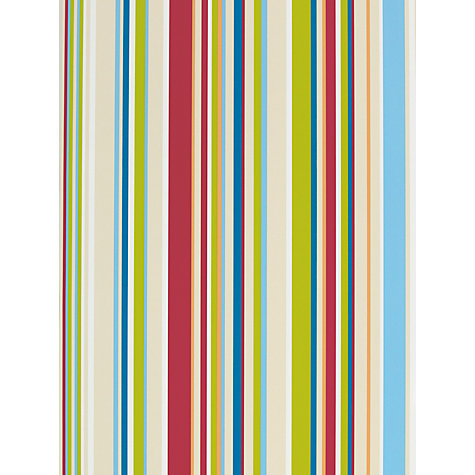 Buy Harlequin Wallpaper, Rush 70532, Red / Multi Online at johnlewis.com