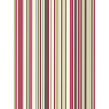 Buy Harlequin Wallpaper, Barcode 15832, Red Online at johnlewis.com