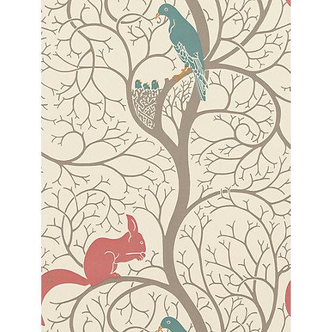 Sanderson wallpaper at john lewis for Purchase wallpaper
