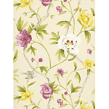 Buy Zoffany Flowering Tree Wallpaper Online at johnlewis.com