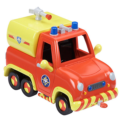 Buy Fireman Sam Vehicle Set Online at johnlewis.com
