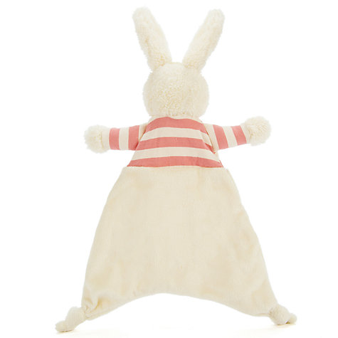 Buy Jellycat Bredita Bunny Soother Soft Toy Online at johnlewis.com