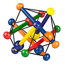 Buy Skwish Primary Colours Activity Toy Online at johnlewis.com