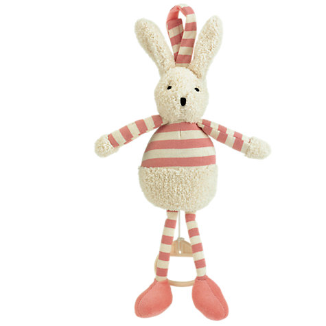 Buy Jellycat Bredita Bunny Musical Toy Online at johnlewis.com