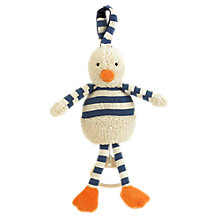 Buy Jellycat Bredita Duck Musical Soft Toy Online at johnlewis.com