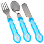 Buy Vital Baby Stainless Steel 3-Piece Cutlery Set Online at johnlewis.com