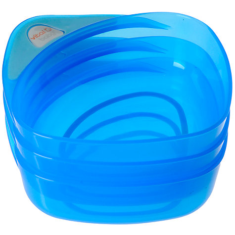 Buy Vital Baby Feeding Bowls, Pack of 3 Online at johnlewis.com