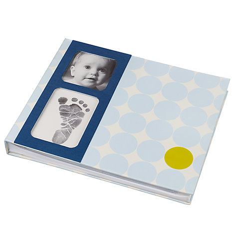Buy Pearhead Memories Book, Blue Online at johnlewis.com