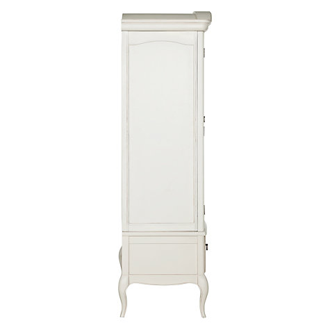 Buy John Lewis Sophia 2-door Wardrobe, Ivory Online at johnlewis.com