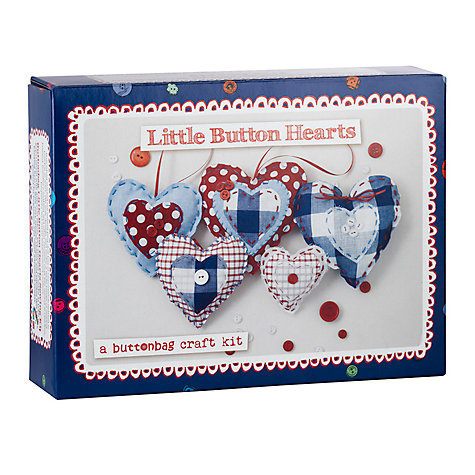 Buy Summer Love Hearts Craft Kit Online at johnlewis.com