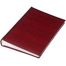 Buy John Lewis 4x6 Photograph Album, Lizard, Burgundy, 300 Online at johnlewis.com