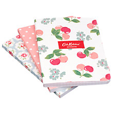Buy Cath Kidston Mini Journals, Set of 3 Online at johnlewis.com