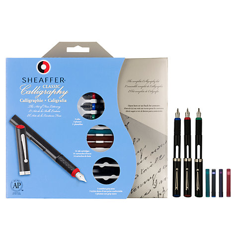Buy Sheaffer Maxi Kit Calligraphy Set Online at johnlewis.com