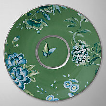 Buy Jasper Conran for Wedgwood Chinoiserie Green Tea Saucer, Dia.17cm, Green Online at johnlewis.com