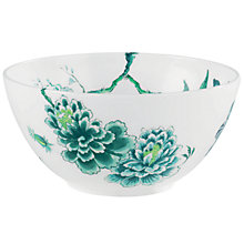 Buy Jasper Conran for Wedgwood Chinoiserie White Salad Bowl, Dia.20cm Online at johnlewis.com