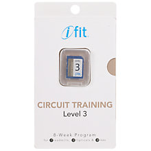Buy iFit Circuit Training SD Card, Level 3 Online at johnlewis.com