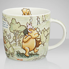 Buy 100 Acre Wood Mug Online at johnlewis.com