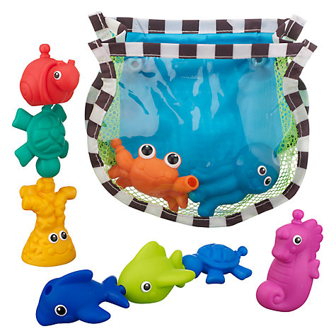 Buy Sassy Snap and Squirt Sea Creatures Online at johnlewis.com