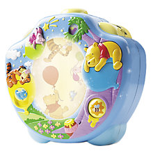 Buy Winnie The Pooh Sweet Dreams Cot Toy Online at johnlewis.com