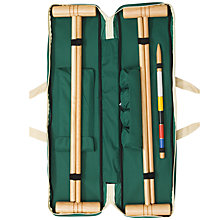 Buy Jaques Playmate Croquet Set Online at johnlewis.com